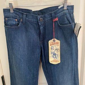 Lucky Brand Sundown Trouser jeans